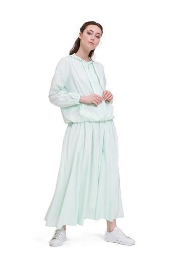 Mizalle Ceket Yeşil